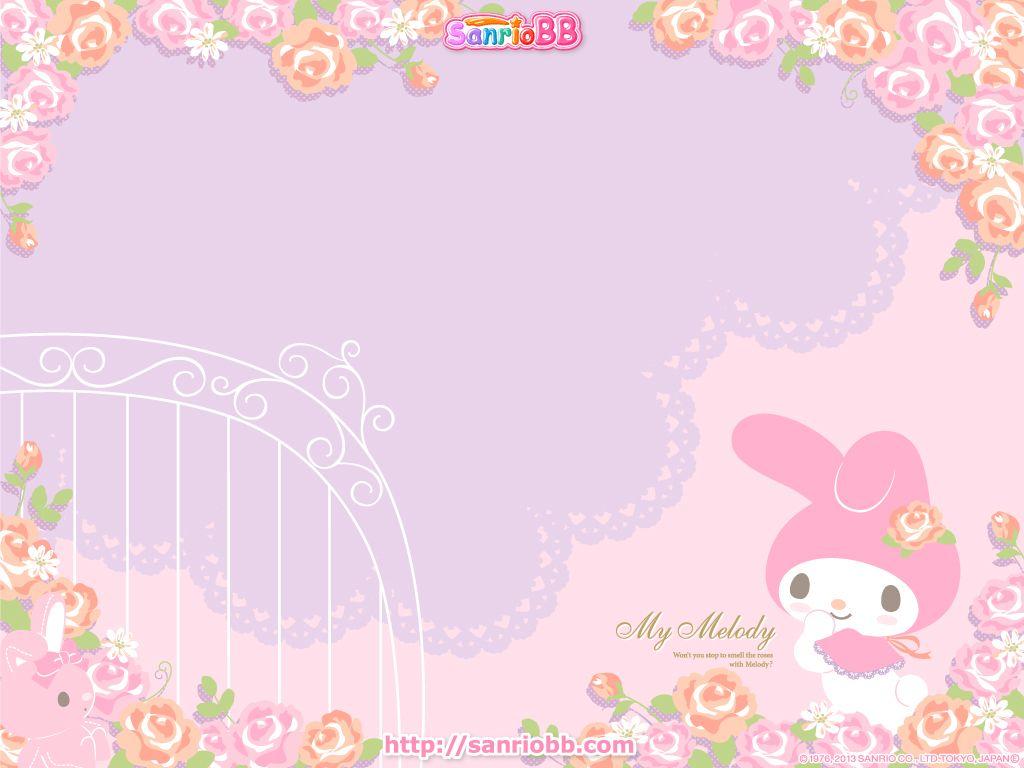 My Melody (Sanrio) Wallpaper | My melody | Pinterest ...