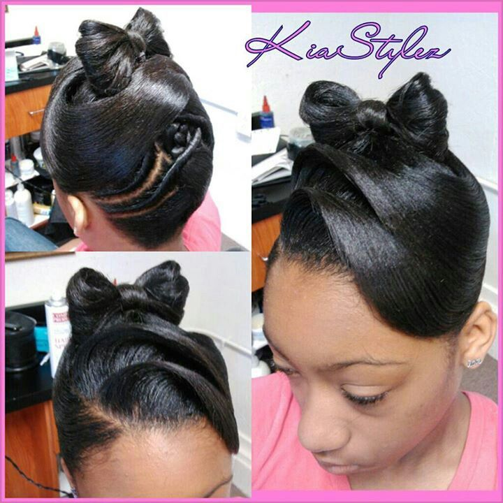 Hair Style Natural Hair Styles Black Women Updo Hairstyles Medium Hair Styles