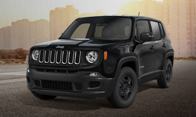 Jeep Renegade Jeep Renegade Jeep Carros
