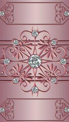 gold rose wallpaper by kirh75 - 6821 - Free on ZEDGE™