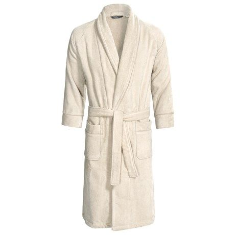 Christy Renaissance Luxury Egyptian Cotton Robe - Long Sleeve (For Men and  Women) The plush goodness of Christy s Renaissance Luxury Egyptian cotton  robe ... 53052528b