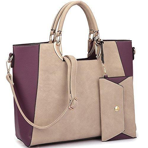 e96ab59de94 MMK collection Fashion Women Purses and Handbags Ladies Designer Satchel  Handbag Tote Bag Shoulder Bags with coin purse