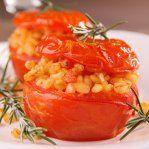 Tomates farcies à litalienne