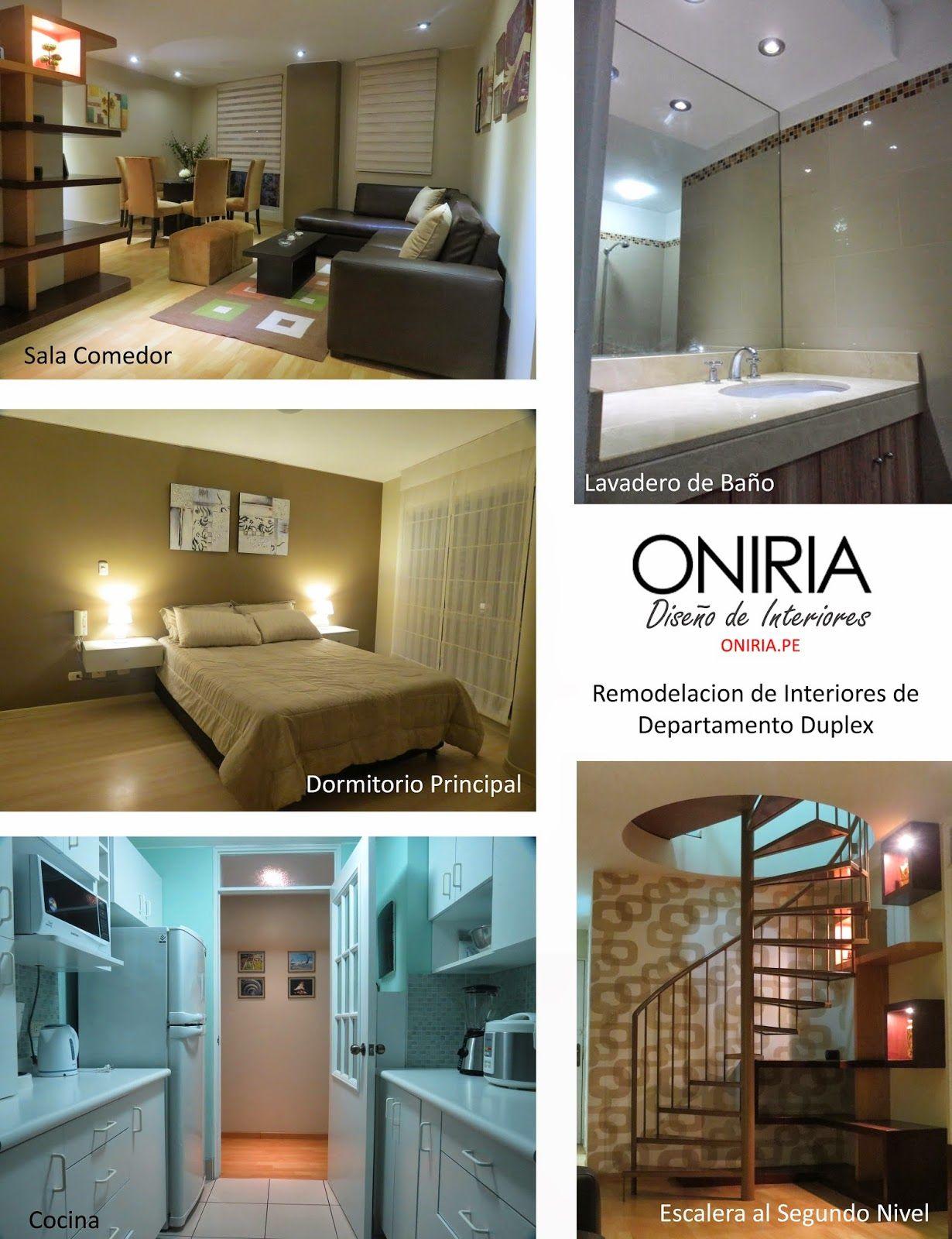 Oniria dise o interior y remodelaci n de departamentos y oniria arquitectura pinterest - Arquitectura en diseno de interiores ...