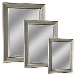 Brushed Nickel Mirror Bed Bath Beyond Brushed Nickel Mirror Mirror Mirror Wall