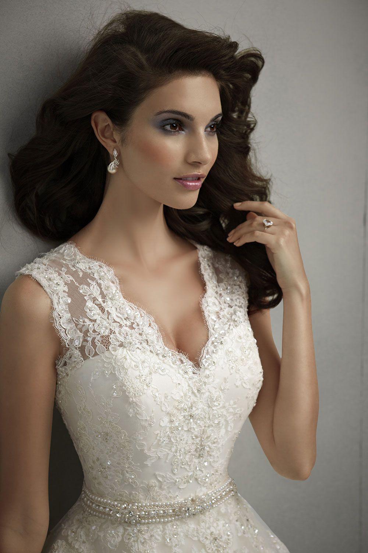 3b48ace040 Menyasszonyi ruha » MGNY » Mandy | Mary's Esküvői Szalonok | Esküvői ...