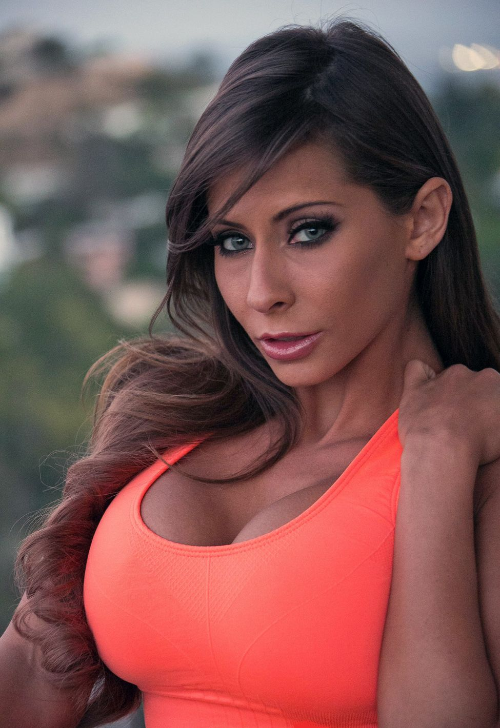 madison ivy in a top for the sport cleavage x madison ivy pinterest boobs brunettes and nice. Black Bedroom Furniture Sets. Home Design Ideas