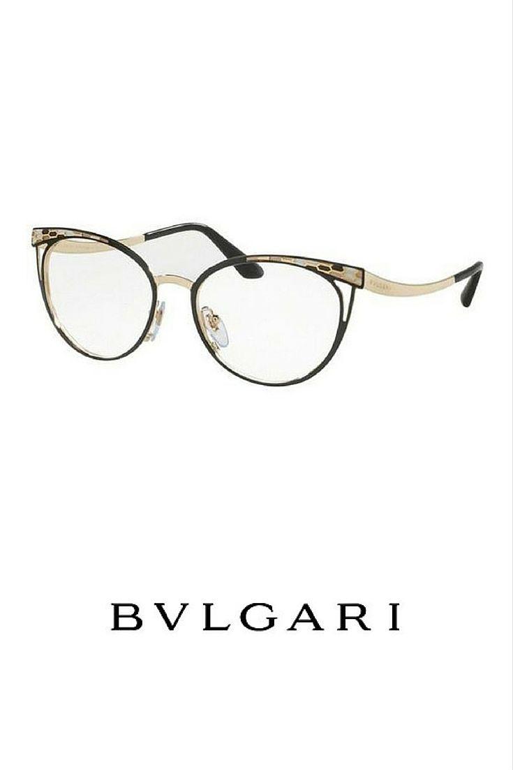 Bvlgari glasses makes you look gorgeous! http://www.smartbuyglasses ...