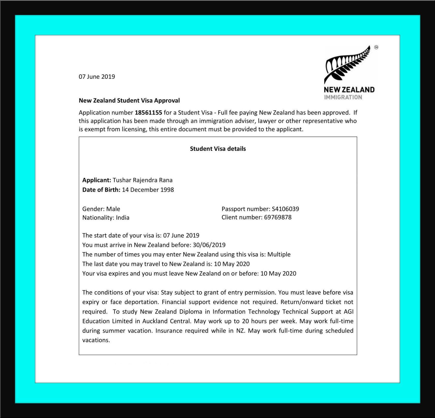 New Zealand Student Visa Consultants In Ahmedabad Gujarat India
