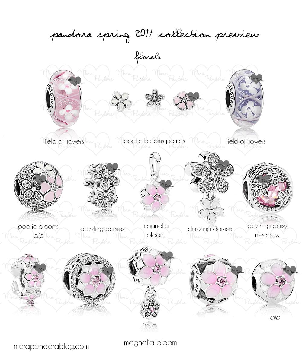Pandora Spring 2017 Florals
