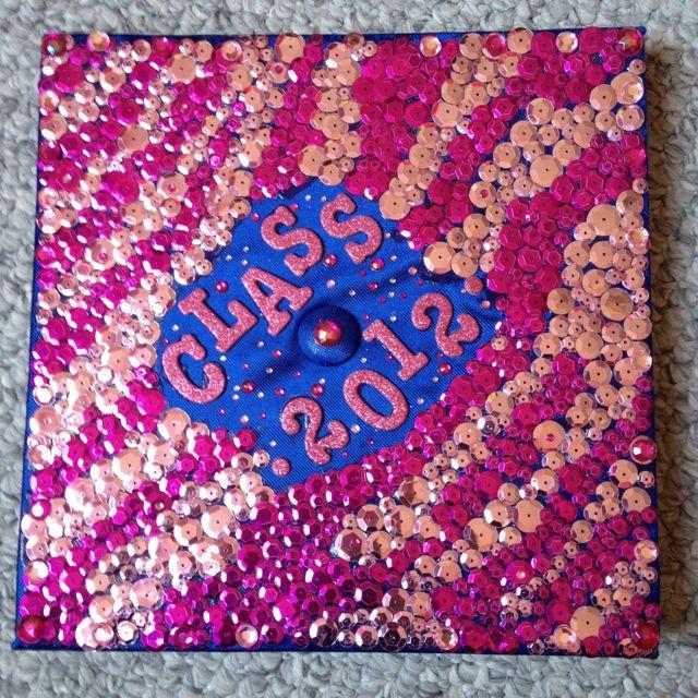 Class of 2012!!! My cap :))