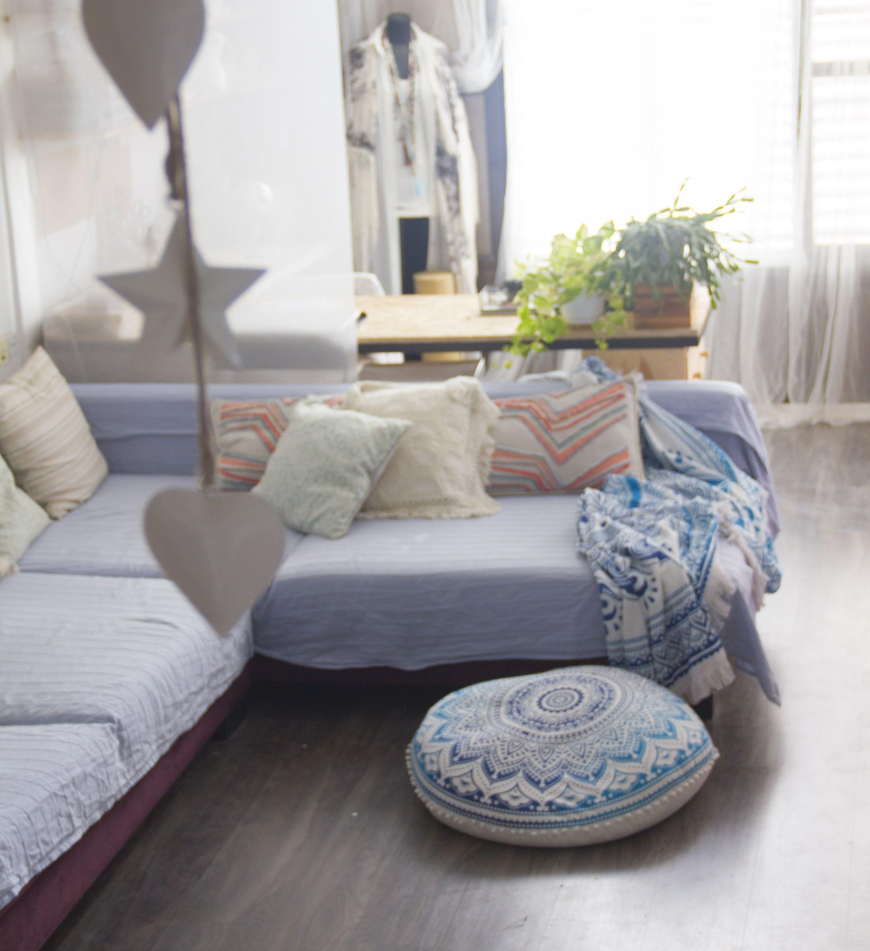 BOHO Floor cushion cover #boho #mandala #design #chic | ☆ LA ...