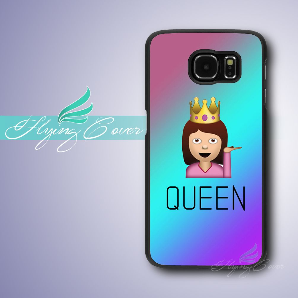 Capa Drama Queen Emoji Emoticons Case For Samsung Galaxy Note 7 5 4 3 Case For Samsung Galaxy S3 S4 S5 S6 S7 Edge Plus Case Galaxy Note 7 Emoticons Emojis Case