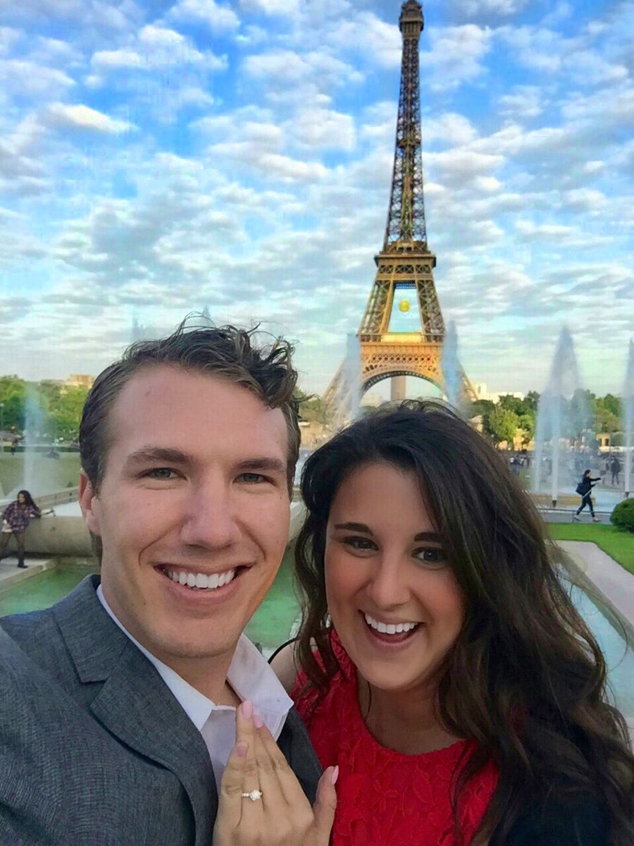 Midwest Prep | Life Update: Alyssa's Engaged in Paris | http://midwest-prep.com