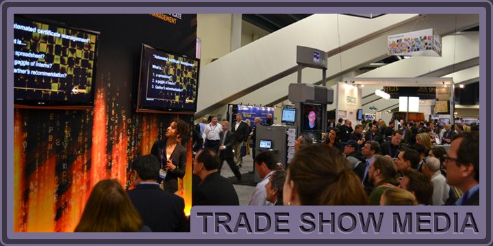 Trade Show Events - Design / Production / Fulfillment / Staffing