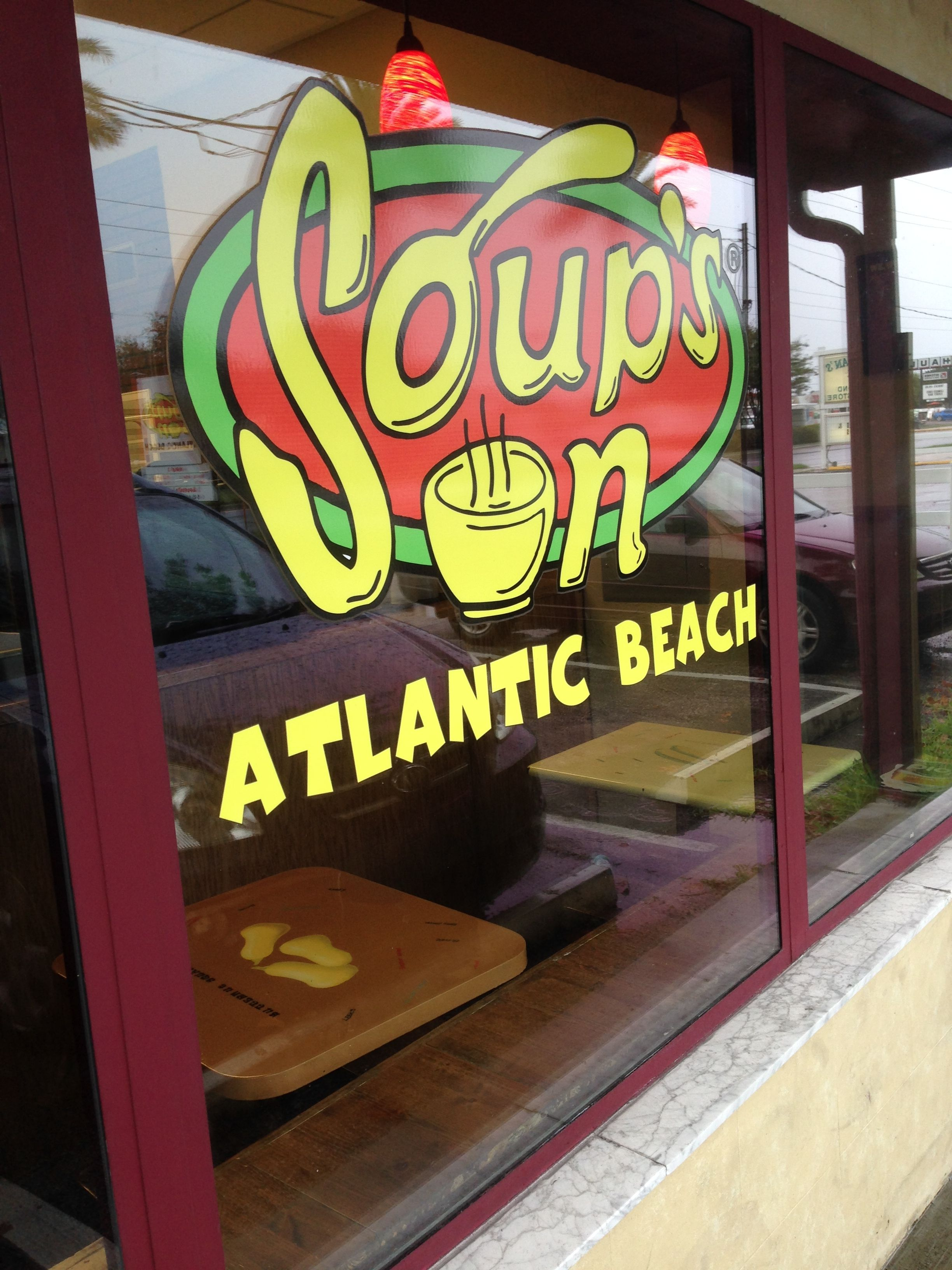 [CLOSED] Soup's On Fall Weather Dining Jacksonville