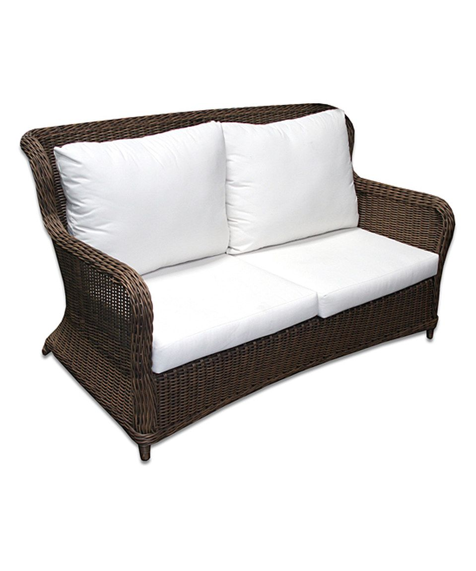 Love This Hampton Love Seat By Patio Heaven On #zulily