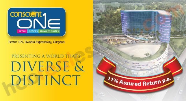 Conscient One Sector 109 Gurgaon
