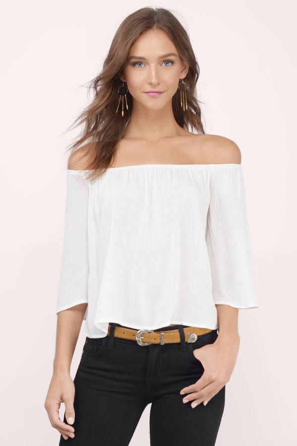 Pin By Tony On Rachel Cook Pinterest Off Shoulder Blouse Blouse