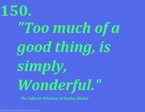 Simply Wonderful
