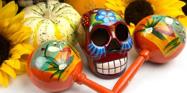 How to Host a Dia de los Muertos Fiesta! Dia de los Muertos is a holiday celebrated in Mexico and other Latin countries in which families gather to celebrate and remember their loved ones lost.