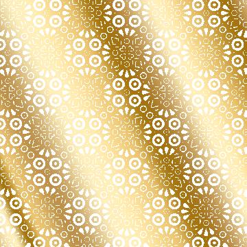 Golden Islamic Pattern Batik Eid Mubarak Eid Alfiter