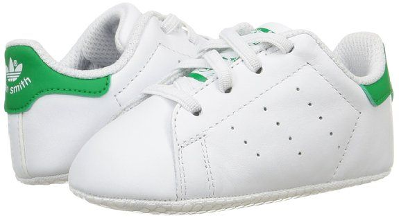 how to buy many styles running shoes adidas Stan Smith Crib, Chaussures Bébé marche bébé garçon: Amazon ...