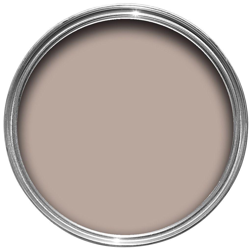 Colours Standard Chocolate Milkshake Matt Emulsion Paint 0 05l  # Foxy Muebles Encastrables