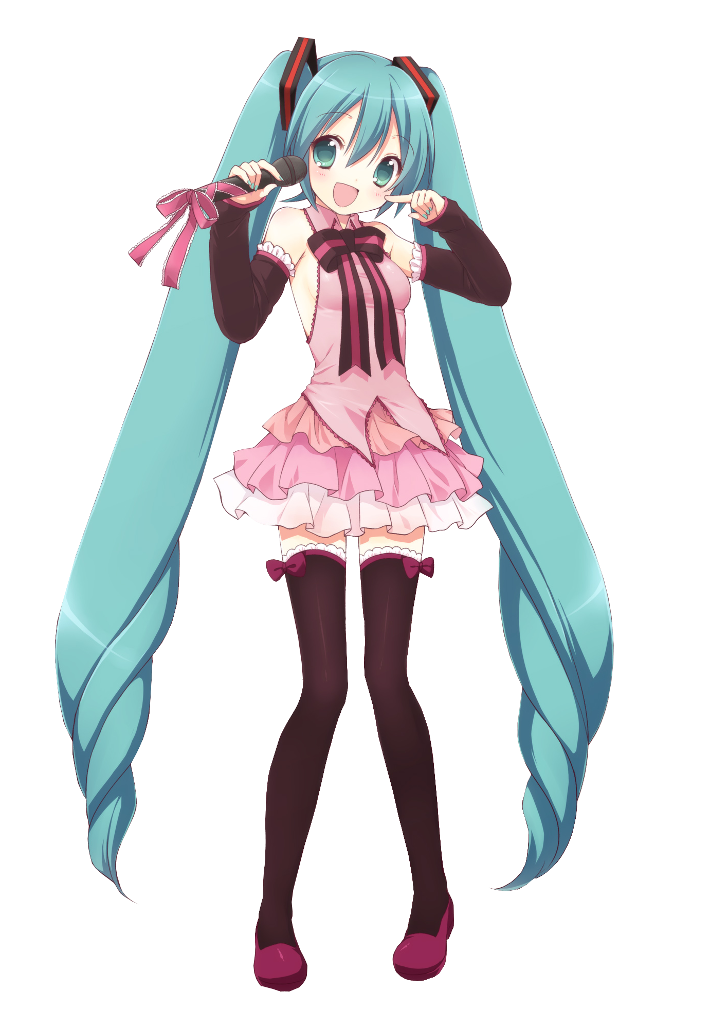 Renders Hatsune miku, Vocaloid and Anime
