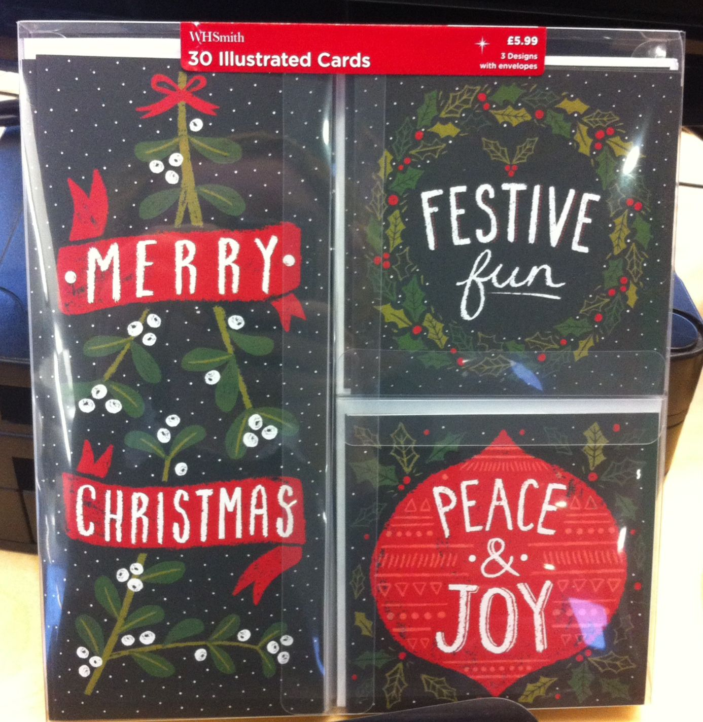 O2 Priority Moments FREE Christmas cards In stores only, via app ...