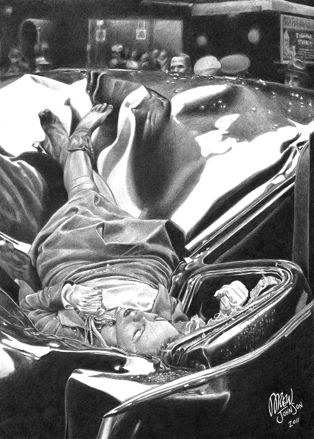 evelyn mchale figure drawings pinterest empire state building