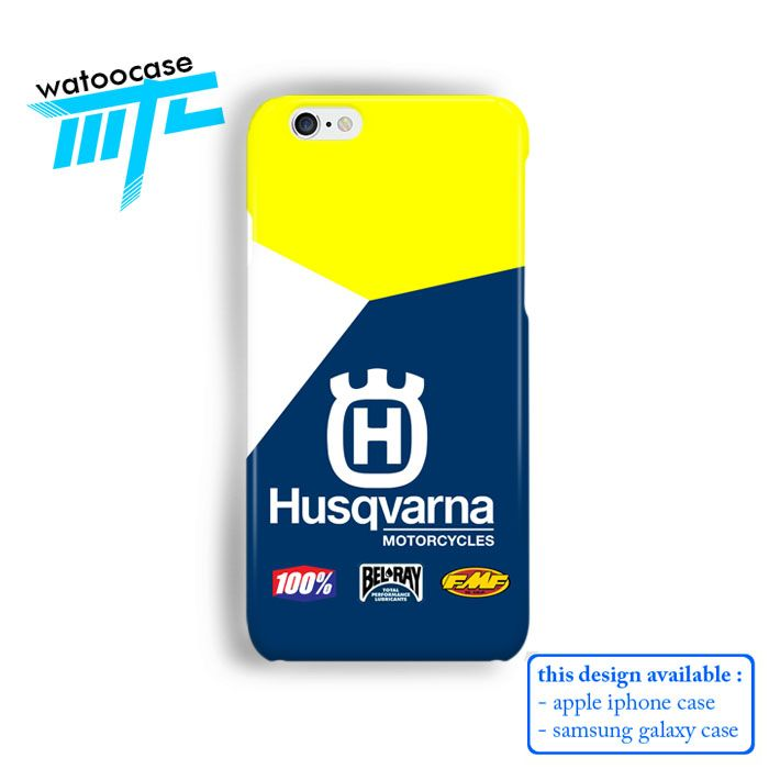 Husqvarna Racing Team Bell Ray Phone Case   Apple iPhone 4 4s 5 5s ...
