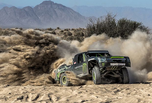 Rigid Industries Takes Over The Quarry At The 2014 Mint 400 Trucks Rigid Industries Pickup Trucks