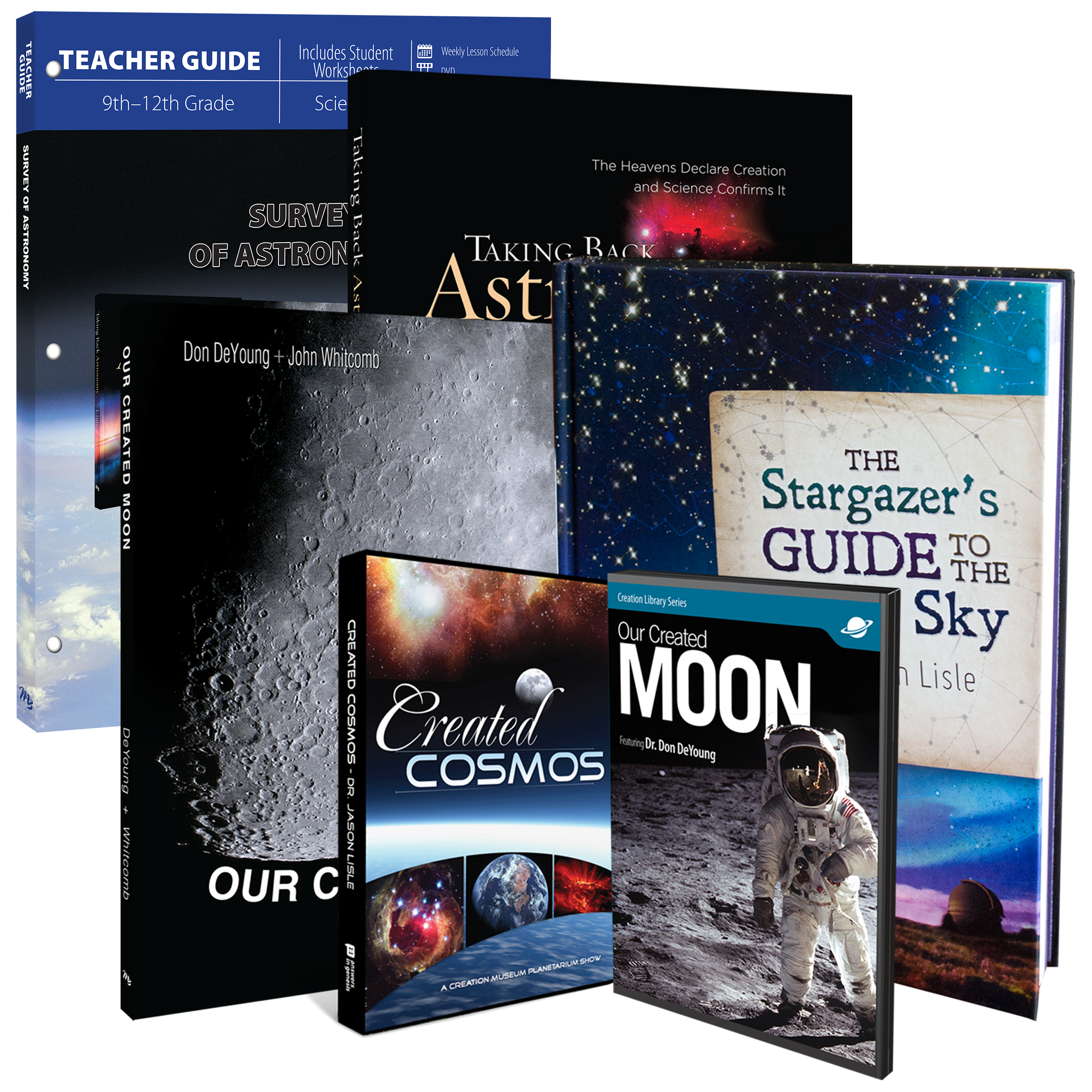 Astronomy Survey Of Astronomy Curriculum Pack