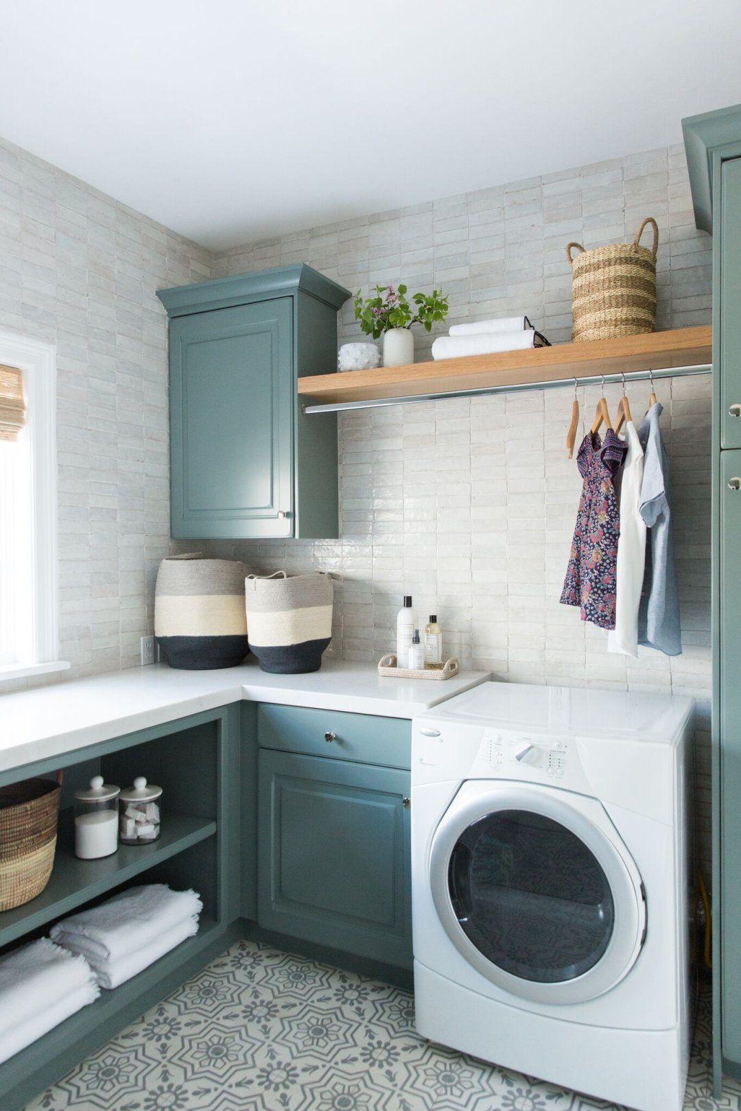 Design Laundry Room Online: Stony Brook Laundry Room Transformation