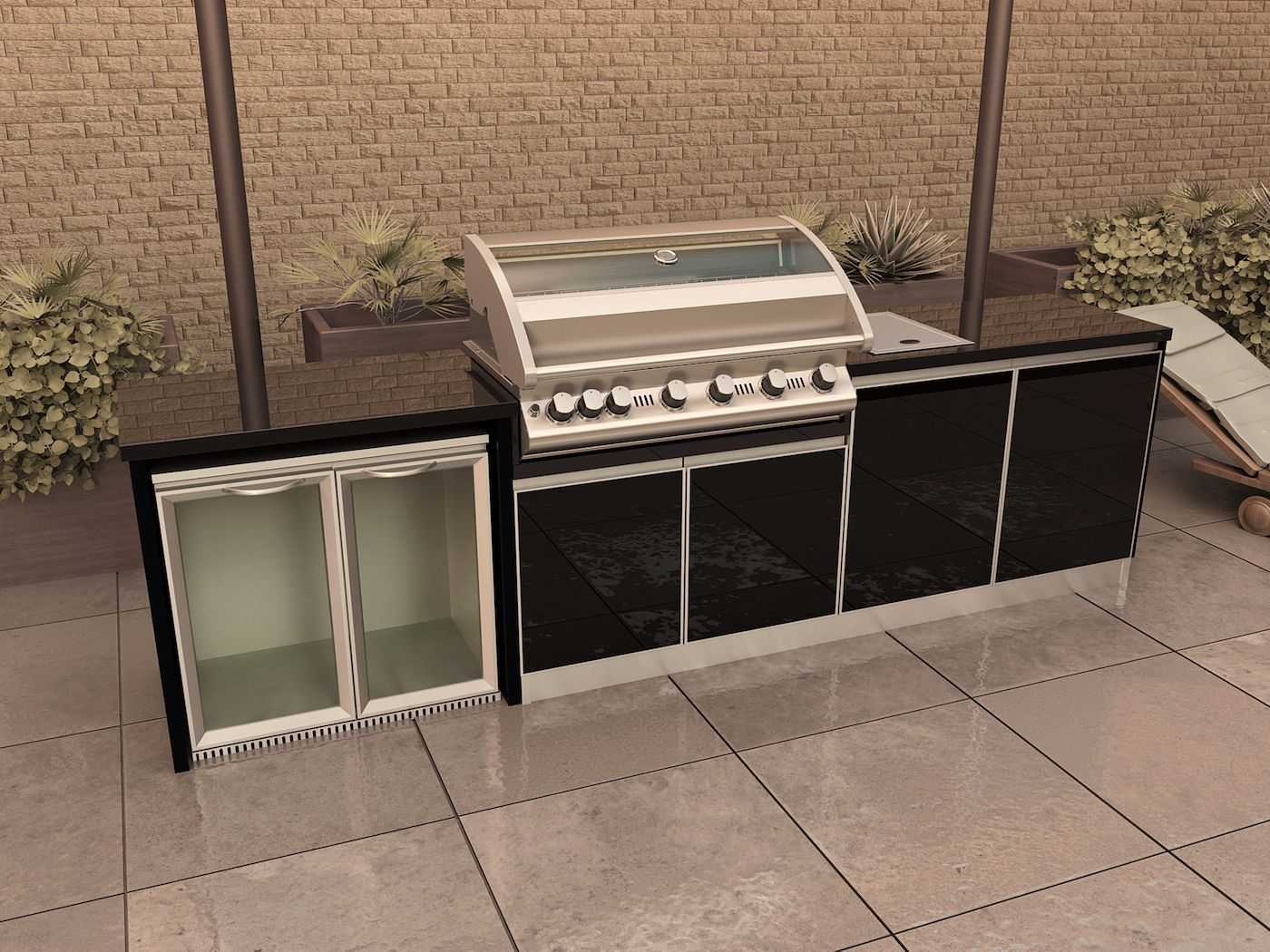 Including Sunco Sc61p Bbq Sunco 200l Fridge Cabinet Ask About Our Beefeater Bbq Upgrade Option Features Pool Shapes Adjustable Shelving Beefeater Bbq