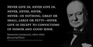 Image Result For Winston Churchill Never Give Up Churchill Never