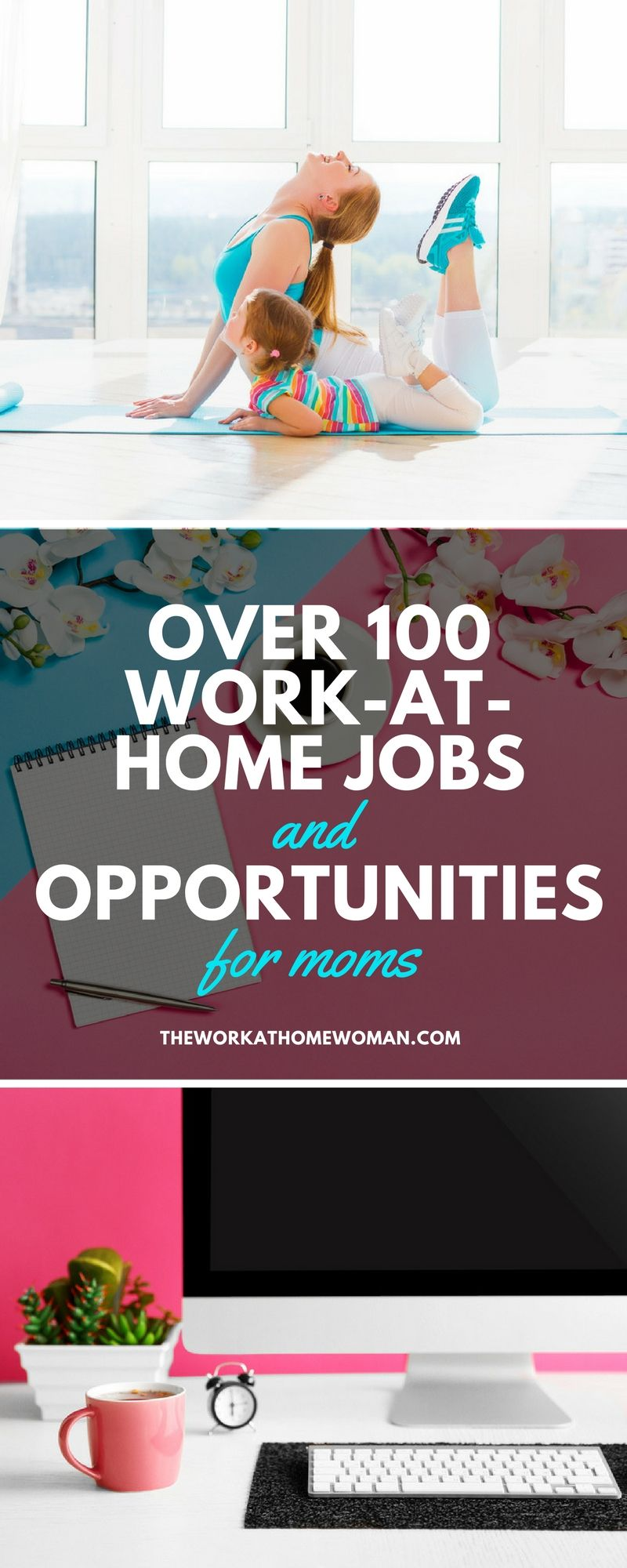 A Massive List of WorkatHome Jobs For Reliable
