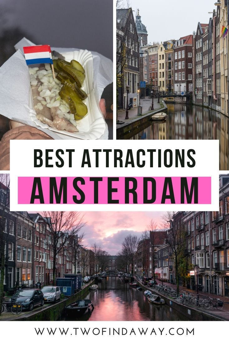 5 Attraction To See in Amsterdam When You Travel t