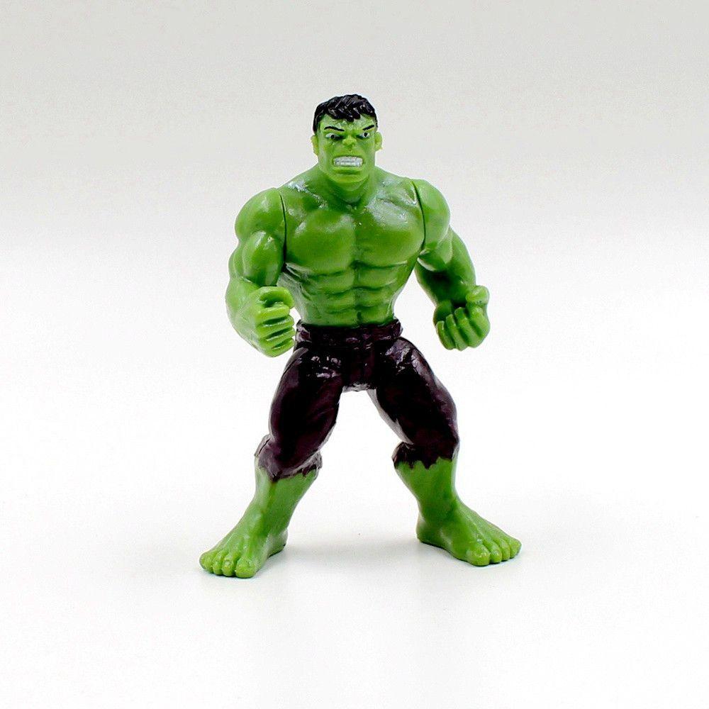 SuperHero Hulk Action Figure Figurine Kids Toy Children Collection Birthday Gift