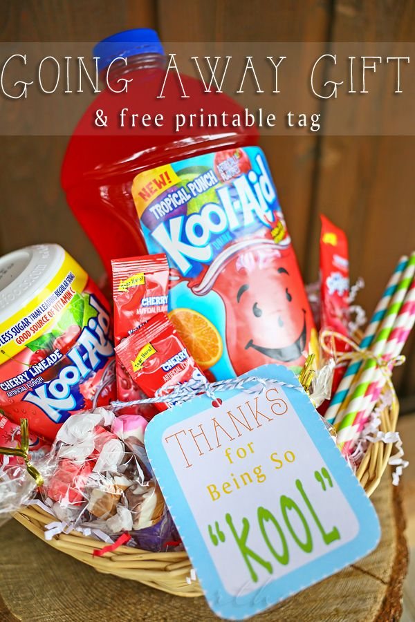 Going Away Gift Free Printable Crafty 2 The Core Diy