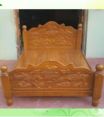 33e1abfdc3 No.1 Quality Wooden Cot and Wooden Bed Manufacturer and Exporter from  Elumalai, Madurai, Thirumangalam, Coimbatore, Tirupur, Dharapuram, and  Sengottai.