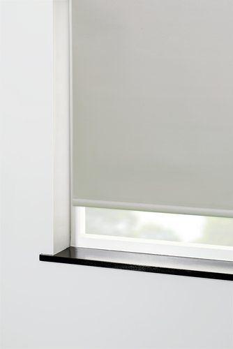 Verduist rolgordijn TOMMA 90x210 taupe | JYSK | raamdecoratie ...