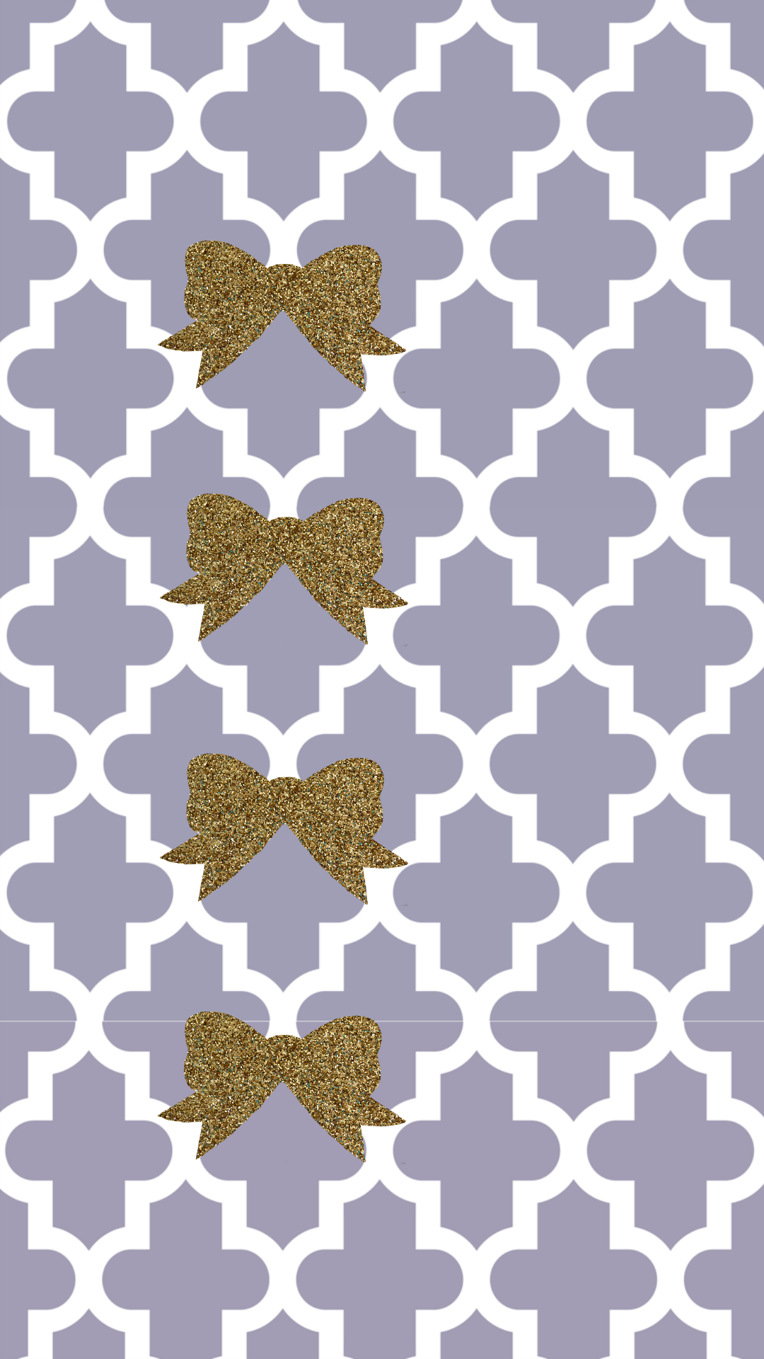 plum gray and gold glitter bow preppy free tech wallpaper   bows