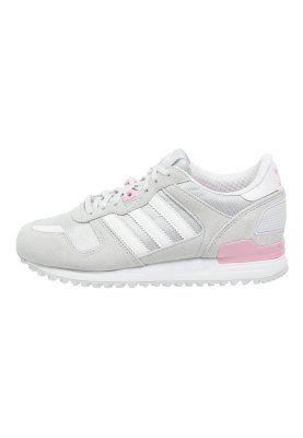 buy online 7759a 4e651 new zealand zx 700 joggesko grey pink 0fe3f faafe