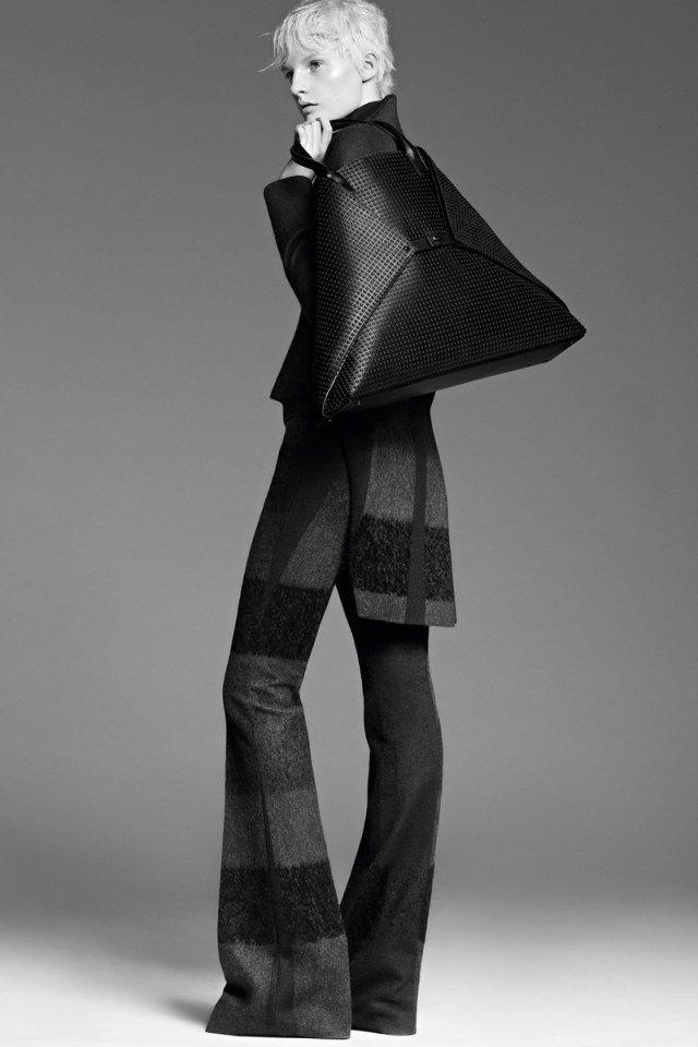 Akris Taps Sara Blomqvist for Fall 2013 Campaign by Karim Sadli