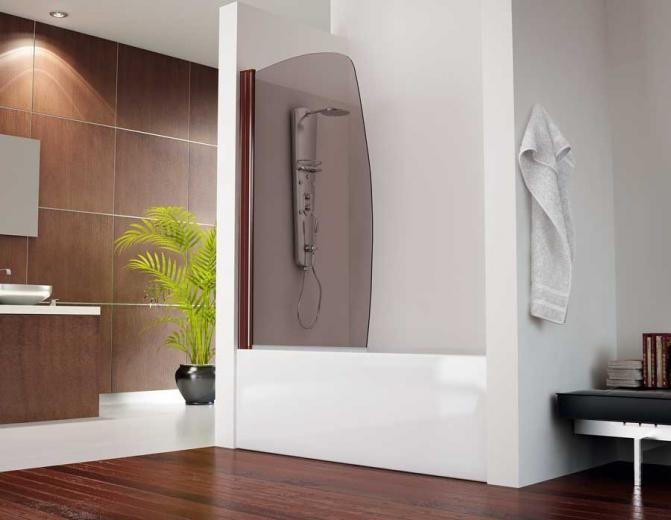 Mampara de ba o de cristal y aluminio imitaci n muebles econ micos de sal n dormitorio - Mamparas de bano segunda mano ...