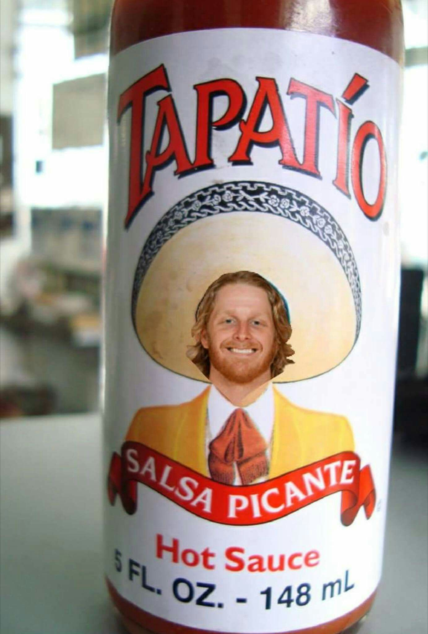 Dallas Cowboy Cole Beasley is on FIRE!!! Hot sauce