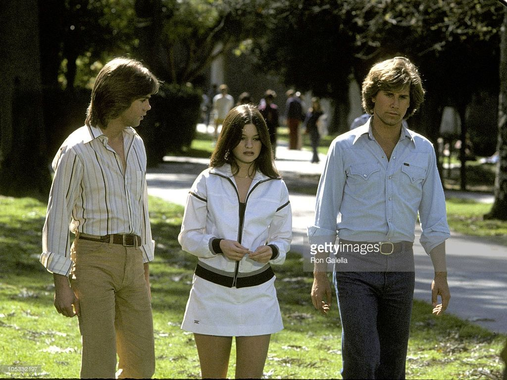 Shaun Cassidy Valerie Bertinelli And Parker Stevenson At The Valerie Bertinelli Parker Stevenson Hardy Boys