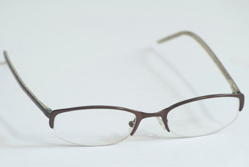 Burberry RX Eyeglasses Nova Check Italy Frame Optical Eyewear Mens ...